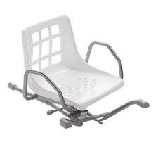 Cadeira banho rotativa