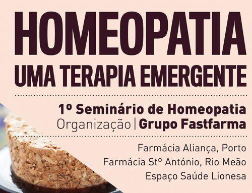 1º Seminário de Homeopatia